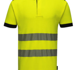 HiVis Vision Polo Shirt - portwest - smart HiVis design