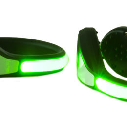 Illuminated LED Sko Clips - Synlighed - LED acceories
