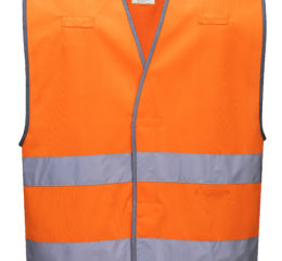 Hi-Vis Alsidig Vest - smart design - port west